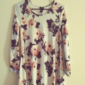 Rue 21 dress flower print
